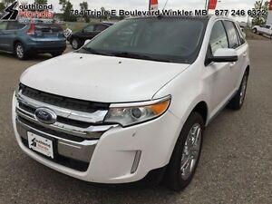 2013 Ford Edge Limited  - $229.71 B/W