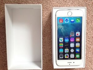 CLEAN IPhone 6 w/ original box haven't used anything!!
