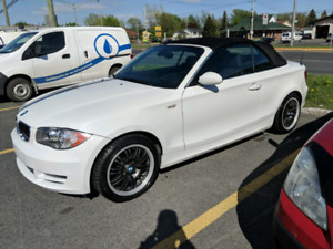 Bmw 128i convertible 2009