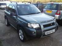 2004 54 Land Rover Freelander 2.0Td4 2004MY HSE