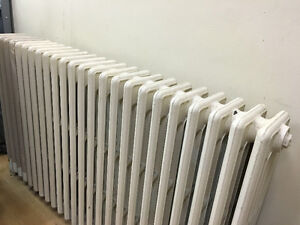 Used Hot Water Radiators for Sale