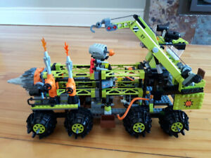 LEGO Power Miners – Titanium Command Rig #8964