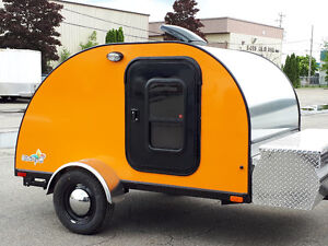 TEARDROP TRAILERS / MINI-ROULOTTES