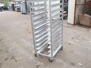 Cooling Rack on casters, #733-14
