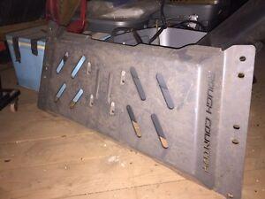 Jeep TJ Skid Plate
