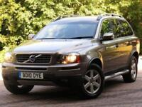 2010 10 VOLVO XC90 2.4 D5 ACTIVE AWD 5D AUTO 185 BHP DIESEL