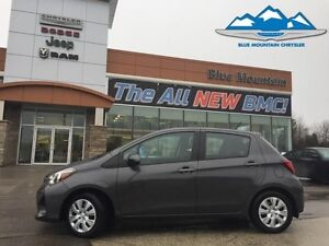 2015 Toyota Yaris LE  ACCIDENT FREE, EASY FINANCING, WARRANTY!