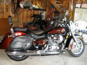 06 Honda shadow awesome ride
