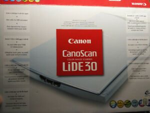 Canon CanoScan LiDE 30 Scanner
