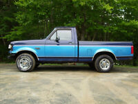 1995 Ford F150 Short box Fleetside 2WD