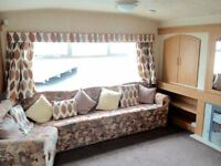 STATIC CARAVAN FOR SALE IN MOECAMBE LUXURY 12 MONTH SITE SEA VIEWS BEACH ACCESS NOT HAVEN NOT REGENT