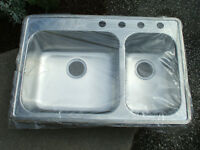 Kindred stainless kitchen sink