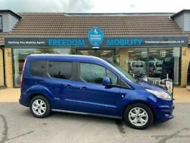 image for 2015 Ford Connect Titanium (1.6L Petrol Auto) - Wheelchair Accessible Vehicle