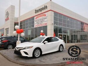 2018 Toyota Camry SE  - Certified