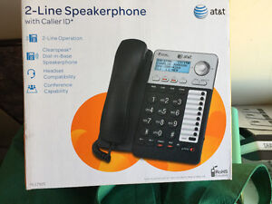 2 line phones for sale