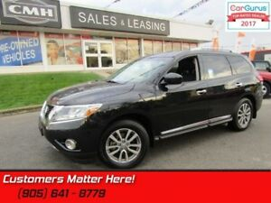 2015 Nissan Pathfinder SL  4X4, LEATHER, PANORAMIC ROOF, NAVIGAT