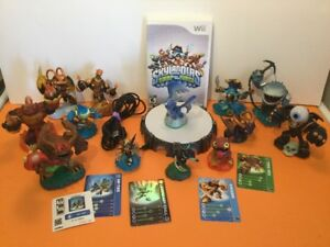 Kit Wii Skylanders Swap Forces - 40$