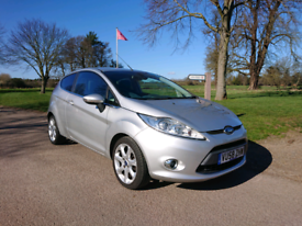 Ford Fiesta 1.4 Titanium 3dr with only 70,000 miles