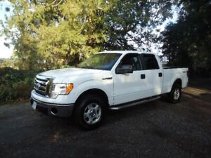 2010  Ford F150 4X4  Crewcab  7ft box