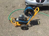 2000 PSI Honda 5 HP Gas Powered Pressure Washer for sale