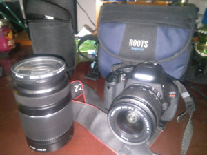 Canon t3i package with extra's