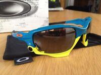 Official Oakley Racing Jacket Sunglasses