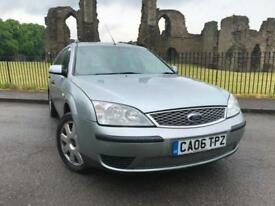 2006 (06) Ford Mondeo 2.0TDCi 130 ( SIV ) 2006.5MY LX