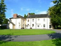 Rooms in Grade II Listed Manor house from £175pcm incl bills