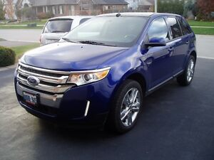 2013 Ford Edge SEL SUV LEATHER NAVIGATION SUNROOF BU CAMERA