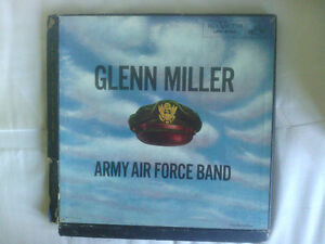Glenn Miller Army Air Force Band Boxed Set Vinyl Records North Shore Greater Vancouver Area image 1
