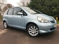 *12 MTHS WARRANTY*12 MTHS MOT*IMMACULATE*HONDA JAZZ 1.4 DSI SE 5DR WITH ONLY 46K