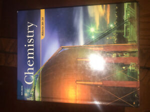Nelson Chemistry Textbook - USED