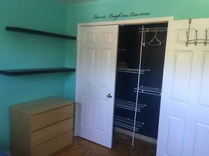 Rutherford and Keele Bedroom for rent
