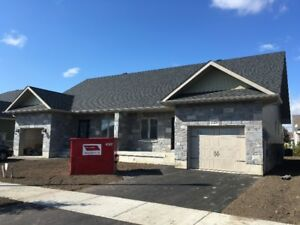 BRAND NEW SEMI-DETACHED DWELLING AVAILABLE DEC.1, 2017