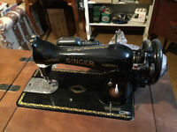 collector sewing machines
