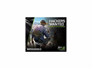 Watch Dogs 2 Nvidia Game Code