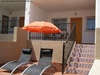 Costa Blanca, ground floor apartment with Air conditioning and English TV (SM010) from £150 pw