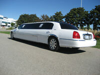 LIMOUSINE FOR SALE 2005 LINCOLN TOWN STRETCHED LIMOUSINE $19000