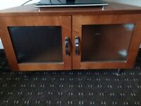 Free tv stand , corner unit , gone pending pick up