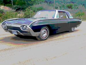 1963 Thunderbird $15,500