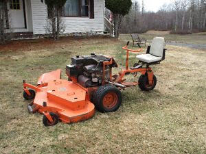 What you need to mow your grass