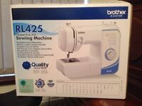 Sewing machine Brother RL425