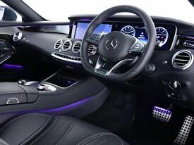 2015 Mercedes-Benz S Class 5.5 S63 AMG MCT 2dr