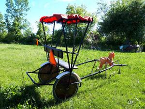 Light Horse Cart Buggy