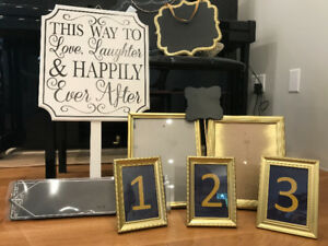 special occasion/wedding decorations