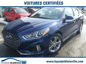 Hyundai Sonata 2.4L, ESS, SPORT, MAG, CUIR, APPLE CARPLAY 2019