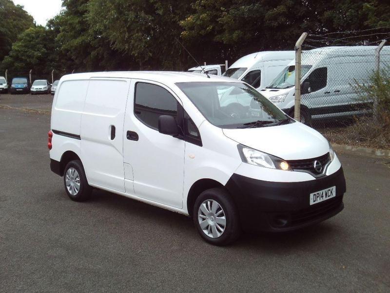 Nissan Nv200 1.5 Dci Acenta Van DIESEL MANUAL WHITE (2014)