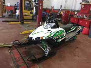 2012 Arctic cat crossfire cfr snowmobile for sale