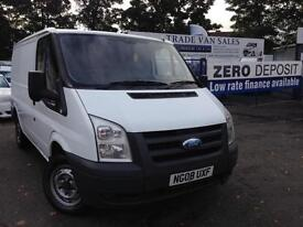 Ford Transit 2.2TDCi Duratorq ( 85PS ) 300S ( Low Roof ) 2006.75M 300 SWB