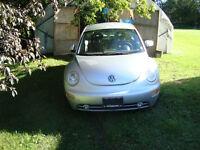 1999 Volkswagen New Beetle Coupe (2 door)